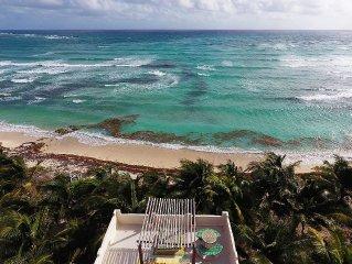 Brand New Beach Villa in Mahahual