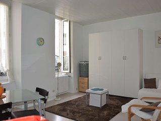 Studio Les Thermes de Jeanne** Rez-de-chaussee en ville
