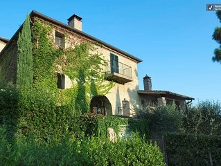 CHARMING APARTMENT near Certaldo (Chianti Area) with Pool & Wifi. **Up to $-430