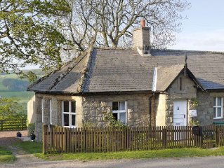 2 bedroom property in Rothbury. Pet friendly.