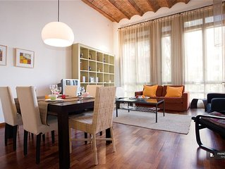 Friendly Rentals The Monet II Apartment in Barcelona