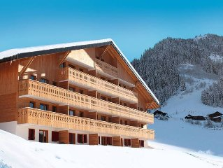 Apartment Residence Le Grand Lodge  in Chatel, Haute - Savoie - 4 persons, 1 be