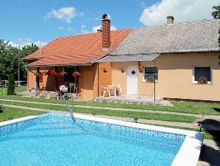 Vacation home in Balatonszarszo, Balaton - 10 persons, 4 bedrooms