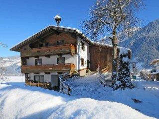 Vacation home Ferienhaus Burgstall  in Mayrhofen, Zillertal - 7 persons, 2 bedr