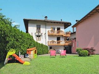 Apartment Casa Schmid  in Caldonazzo, Ledro - Idro - Caldonazzo - 4 persons, 2