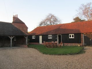 Charming barn conversion cottage in a beautiful, quiet and rural location