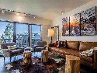 Marina Modern - Apres Ski, Cozy up to 2 Fireplaces, Waterfront, Boat Slip