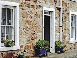 2 bedroom property in Anstruther. Pet friendly.