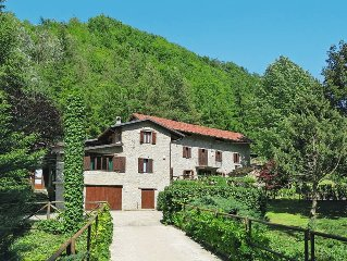 Vacation home Ca Casottino  in Roccaverano, Piedmont - 10 persons, 5 bedrooms