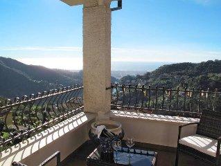 Vacation home Casa Belvedere  in Montignoso (MS), Riviera della Versilia - 4 pe