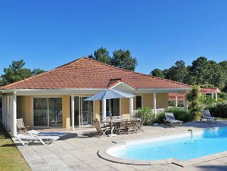 Vacation home Eden Parc Golf  in Lacanau, Aquitaine - 8 persons, 4 bedrooms