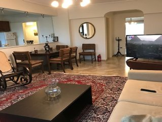 90sqm Sunny Ap. At The Center Of Glyfada