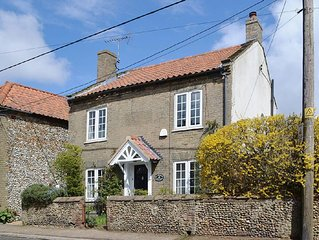 4 bedroom property in Hunstanton. Pet friendly.