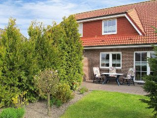 Vacation home in Wangerland - Wiarden, North Sea: Lower Saxony - 5 persons, 3 b