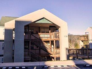 Branson Condo Rental   Eagles Nest   Indian Point   Silver Dollar City   Lake Vi