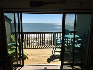 Oceanfront, Pool, Elevator, Top Floor, Large Deck, Sleeps 6 - Luxury