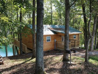 Private Catch And Release Lake--Boat Rental Included! Close to Lake Cumberland!