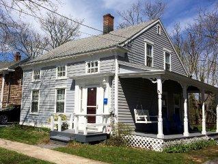 Historic 1830s Greenport Home
