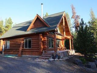 Gorgeous Custom Diamond Peaks Cabin