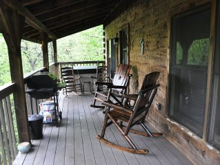 Fall Is Coming.  Book your stay now in Chalet Village North Above Gatlinburg