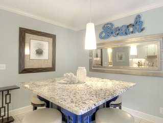 Special Summer Pricing! Beautifully Renovated Condo, Close to Beach & Village!