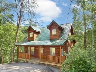 MAY CLOSE OUT $99 nt. 2BR 2BA Sleeps 8 1.5 miles from Pkw. Btwn. Cities Sleeps 8