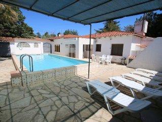 Villa Rustical 8-10 N1 - Villa para 10 personas en Mont-Roig del Camp