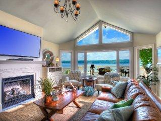 Luxurious Home On Skaneateles Lake