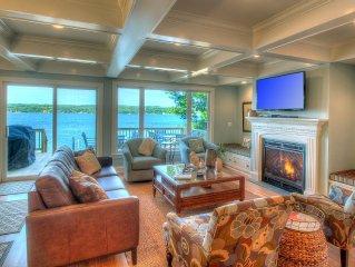 Beautiful Home On Skaneateles Lake