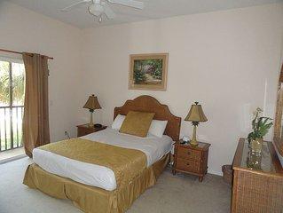 Affordable, Spacious 3Br 2Ba Condo, Amenity Filled Resort, Near Disney Parks