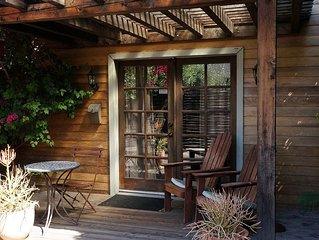 Charming Craftsman Guest House W/Private Entrance Sun Deck