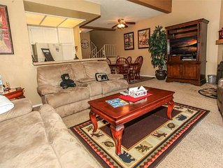 A Piece Of Bearadise Condo - Lakefront complex with seasonal pool and hot tub!