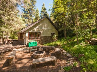 Hideaway Above the Stream - Secluded, Private and Quiet