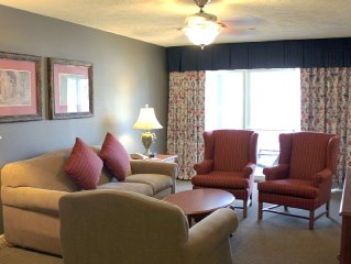 2 BR Deluxe - Wyndham Kingsgate Resort - Close to Everything, Indoor Pool & More