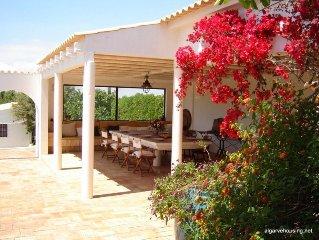 Villa in Alvor, West Algarve, Portugal