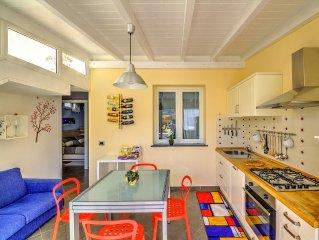Appartamento totalmente ristrutturato con una splendida terrazza solarium