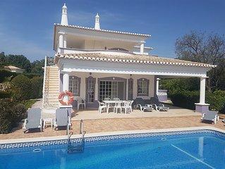 Peaceful Family Villa with Private Pool - Alojamento Local  2875