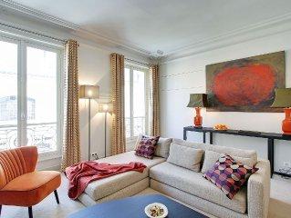 Luxurious 3 Bedroom in St Germain des Pres - sleeps 6
