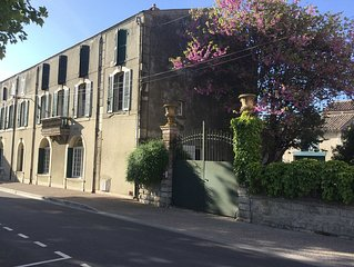 5 Bed Maison de Maitre in town with all facilities