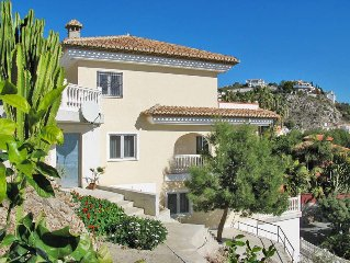 Apartment Casa Salz  in Salobrena, Costa del Sol - 4 persons, 2 bedrooms