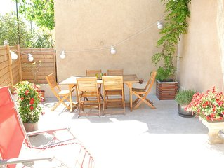 Gîte Confort 90 m² Wifi/Climatisation/Terrasse PROVENCE SUD LUBERON