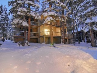 Sleeps A-Lot! Near Northstar! Fireplace & Wifi!