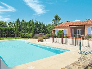 Vacation home in Menerbes, Luberon and surroundings - 8 persons, 4 bedrooms