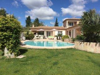 -15% pour toute reservation en mai  Saint Julien Les Martigues: Maison d'archite