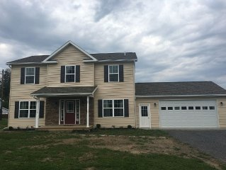 Penn Yan NY Brand New 2016 Built House with Beautiful Keuka Lake Views