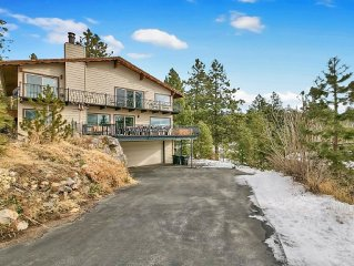 Lake View Villa Surrounded by Heavenly Lake Tahoe Beauty(106a)