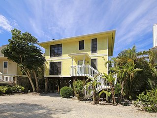 All New Furniture & Paint! Sunset Captiva 17 Near Beach, Pool, Tennis, Sleeps 6