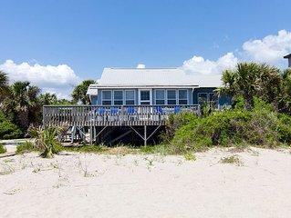 Glass House - Unique Beach Front Cottage