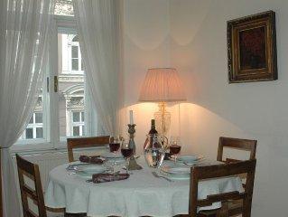 Stilvolles charmantes Apartment  in zentraler und ruhiger Lage