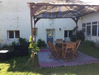 Vacances ressourcantes dans grand mas provencal